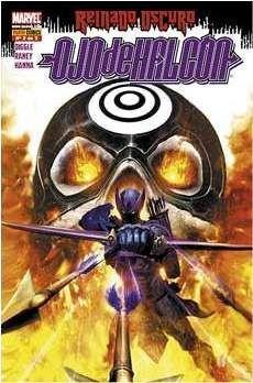OJO DE HALCON #02 (REINADO OSCURO)