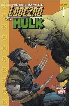ULTIMATE LOBEZNO VS. HULK #01