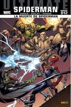 ULTIMATE SPIDERMAN #12 (LA MUERTE DE SPIDERMAN)