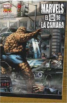 MARVELS: EL OJO DE LA CAMARA #01