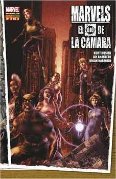 MARVELS: EL OJO DE LA CAMARA #03