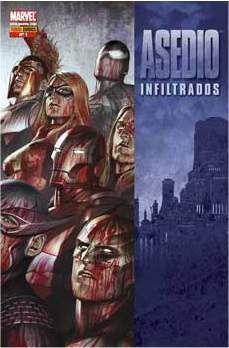 ASEDIO: INFILTRADOS #001