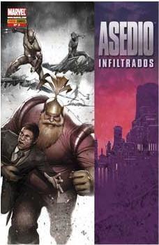 ASEDIO: INFILTRADOS #002