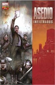 ASEDIO: INFILTRADOS #003