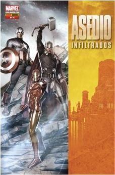 ASEDIO: INFILTRADOS #004