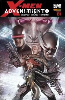 X-MEN. ADVENIMIENTO #001