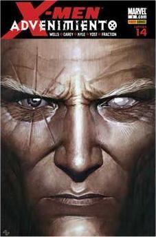 X-MEN. ADVENIMIENTO #002