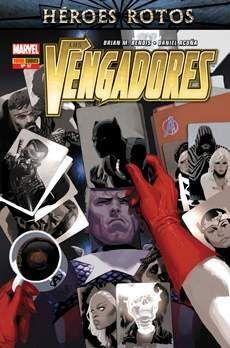 LOS VENGADORES VOL 4 #17