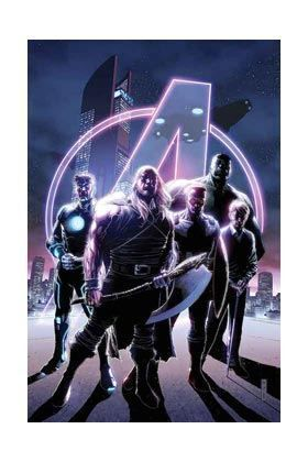 LOS VENGADORES VOL 4 #48 (MARVEL NOW)