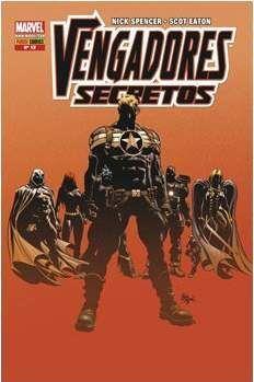 VENGADORES SECRETOS #12