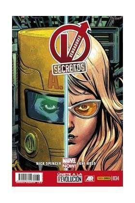 VENGADORES SECRETOS #34 (MARVEL NOW)