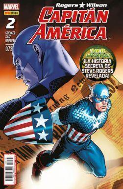 CAPITAN AMERICA: ROGERS / WILSON VOL.8 #73 (02) HEIL HYDRA!
