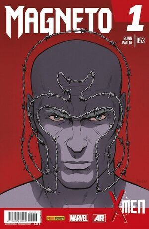 X-MEN VOL.4 #53. MAGNETO 1