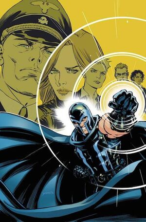 X-MEN VOL.4 #58 ULTIMOS DIAS DE MAGNETO