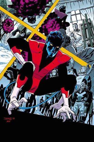 X-MEN PRESENTA #60