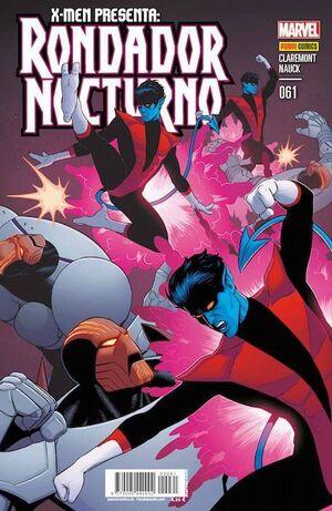 X-MEN PRESENTA #61. RONDADOR NOCTURNO