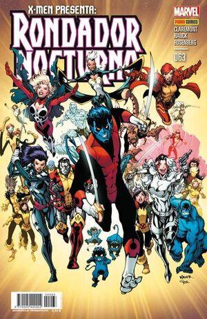 X-MEN PRESENTA #63. RONDADOR NOCTURNO