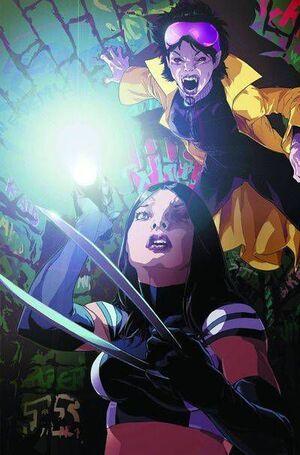 X-MEN PRESENTA #64. ANTES DE LOBEZNA 1