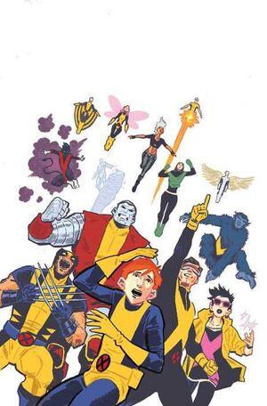 X-MEN PRESENTA #68. EL PEOR HOMBRE-X DEL MUNDO 1