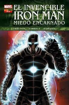 INVENCIBLE IRON MAN VOL 2 #017 (MIEDO ENCARNADO)