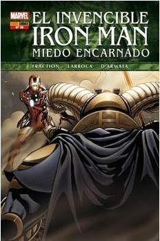 INVENCIBLE IRON MAN VOL 2 #018 (MIEDO ENCARNADO)