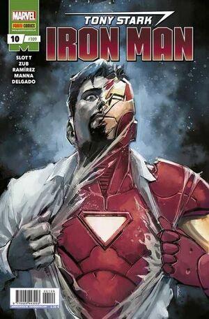 TONY STARK: IRON MAN VOL 2 #109 / 010