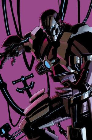 IRON MAN 2020 V2 #114 / 001