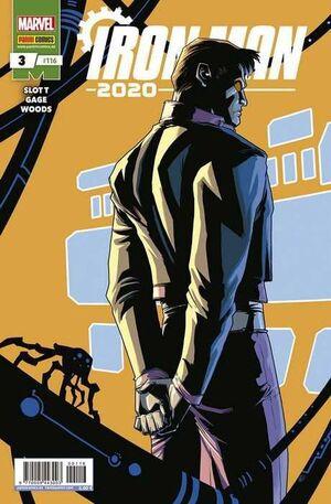 IRON MAN 2020 V2 #116 / 003