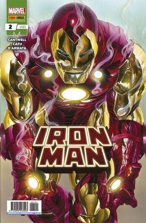 IRON MAN #121 / 002