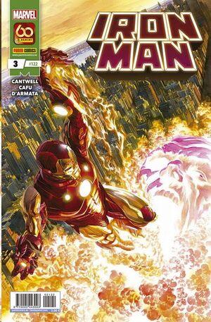 IRON MAN #122 / 003