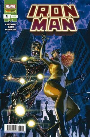 IRON MAN #123 / 004