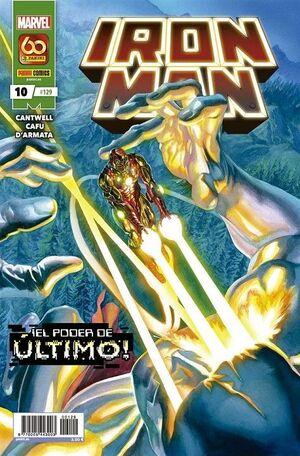 IRON MAN #127 / 010. EL PODER ULTIMO