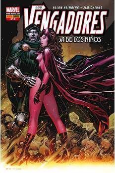 LOS VENGADORES: LA CRUZADA DE LOS NIÑOS #08