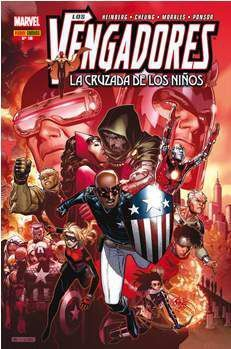 LOS VENGADORES: LA CRUZADA DE LOS NIÑOS #10