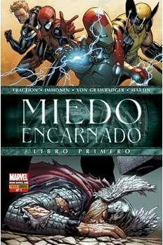MIEDO ENCARNADO #01