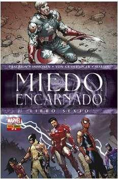 MIEDO ENCARNADO #06