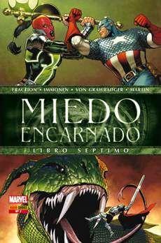 MIEDO ENCARNADO #07