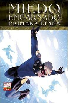 MIEDO ENCARNADO. PRIMERA LINEA #03