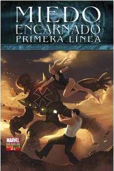 MIEDO ENCARNADO. PRIMERA LINEA #04