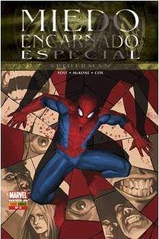 MIEDO ENCARNADO ESPECIAL #02: SPIDERMAN