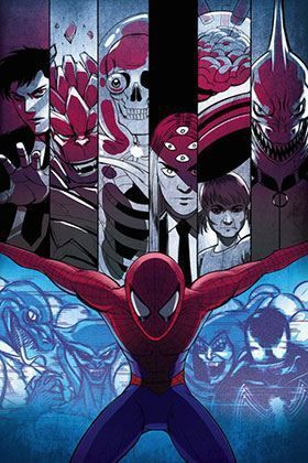 SPIDERMAN Y LA PATRULLA-X #36 VENGADORES VS X-MEN