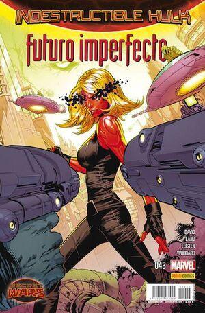 EL INCREIBLE HULK VOL 2 #043 - INDESTRUCTIBLE HULK: FUTURO IMPERFECTO 03