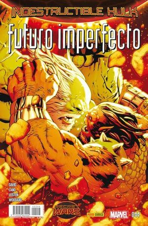 EL INCREIBLE HULK VOL 2 #044 - INDESTRUCTIBLE HULK: FUTURO IMPERFECTO 04