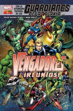 VENGADORES REUNIOS #04