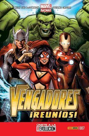 VENGADORES REUNIOS #07