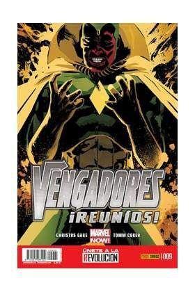 VENGADORES REUNIOS #09 (MARVEL NOW)