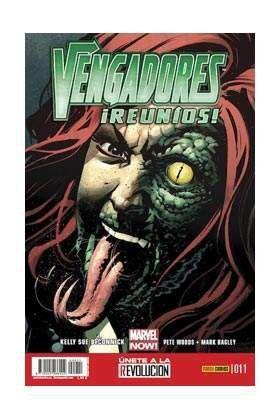VENGADORES REUNIOS #11 (MARVEL NOW)