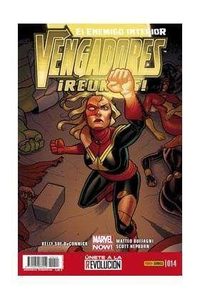 VENGADORES REUNIOS #14 (MARVEL NOW)
