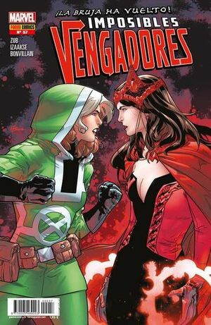 IMPOSIBLES VENGADORES #57