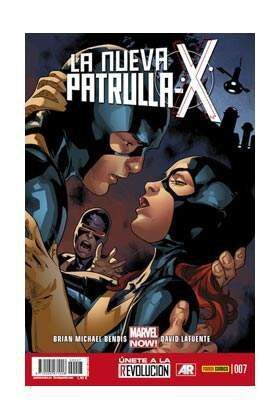 LA NUEVA PATRULLA-X #07